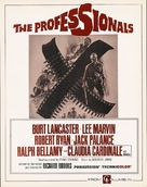 The Professionals - Movie Poster (xs thumbnail)