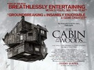The Cabin in the Woods - British Movie Poster (xs thumbnail)