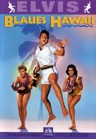 Blue Hawaii - German DVD cover (xs thumbnail)