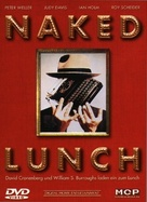 Naked Lunch - Polish DVD cover (xs thumbnail)