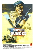 Major Dundee - Spanish Movie Cover (xs thumbnail)