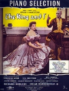 The King and I - poster (xs thumbnail)