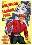 The Return of Jack Slade - Argentinian Movie Poster (xs thumbnail)