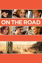 On the Road - DVD movie cover (xs thumbnail)