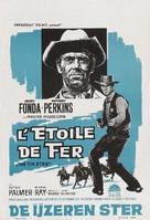 The Tin Star - Belgian Movie Poster (xs thumbnail)