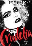 Cruella - Italian Movie Poster (xs thumbnail)
