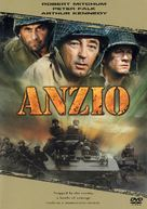 Anzio - DVD cover (xs thumbnail)