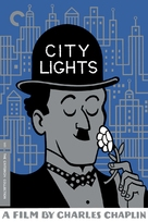 City Lights - DVD movie cover (xs thumbnail)