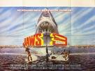 Jaws 3D - British Movie Poster (xs thumbnail)