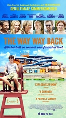 The Way Way Back - Norwegian Movie Poster (xs thumbnail)