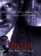 Hitler: The Rise of Evil - Danish poster (xs thumbnail)