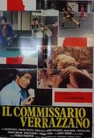 Il commissario Verrazzano - Italian Movie Poster (xs thumbnail)