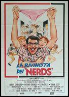 Revenge of the Nerds - Italian Movie Poster (xs thumbnail)