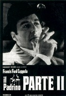 The Godfather: Part II - Italian Movie Poster (xs thumbnail)