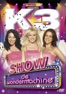 """""""Hallo K3!"""" - Belgian DVD movie cover (xs thumbnail)"""
