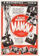 Manon - Movie Poster (xs thumbnail)