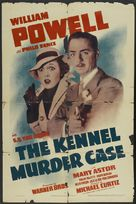 The Kennel Murder Case - Re-release poster (xs thumbnail)