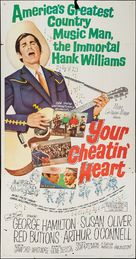 Your Cheatin' Heart - Movie Poster (xs thumbnail)