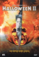 Halloween II - Austrian DVD movie cover (xs thumbnail)