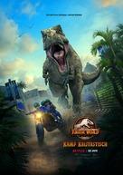 """Jurassic World: Camp Cretaceous"" - Dutch Movie Poster (xs thumbnail)"