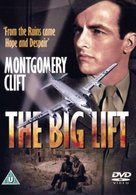 The Big Lift - British Movie Cover (xs thumbnail)