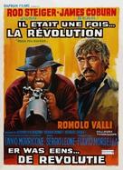Giù la testa - Belgian Movie Poster (xs thumbnail)