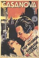Casanova - Spanish Movie Poster (xs thumbnail)