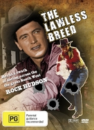The Lawless Breed - Australian Movie Cover (xs thumbnail)