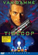 Timecop - French Movie Cover (xs thumbnail)