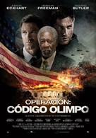 Olympus Has Fallen - Colombian Movie Poster (xs thumbnail)