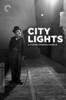 City Lights - DVD cover (xs thumbnail)