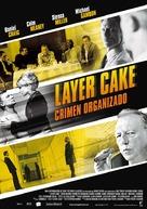 Layer Cake - Spanish Movie Poster (xs thumbnail)