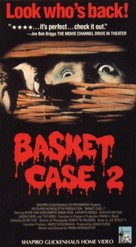 Basket Case 2 - VHS cover (xs thumbnail)