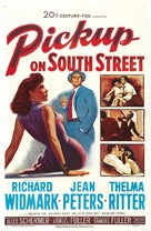 Pickup on South Street - Movie Poster (xs thumbnail)