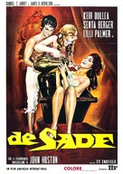 De Sade - Italian Movie Poster (xs thumbnail)