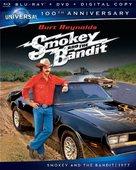 Smokey and the Bandit - Blu-Ray movie cover (xs thumbnail)