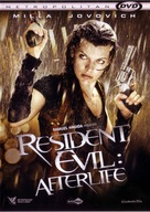Resident Evil: Afterlife - French DVD movie cover (xs thumbnail)
