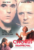 A Chorus of Disapproval - British Movie Poster (xs thumbnail)
