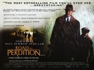 Road to Perdition - British Movie Poster (xs thumbnail)