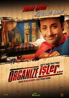 Organize isler - Turkish Movie Poster (xs thumbnail)