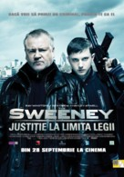 The Sweeney - Romanian Movie Poster (xs thumbnail)