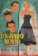The Girl Most Likely - Spanish Movie Poster (xs thumbnail)