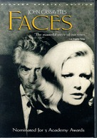 Faces - DVD movie cover (xs thumbnail)