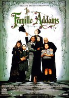 The Addams Family - French Movie Poster (xs thumbnail)