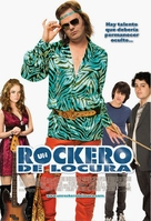 The Rocker - Mexican Movie Poster (xs thumbnail)