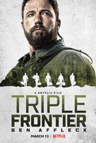 Triple Frontier - Movie Poster (xs thumbnail)