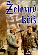 Cross of Iron - Czech Movie Cover (xs thumbnail)