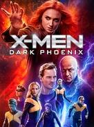 X-Men: Dark Phoenix - Movie Cover (xs thumbnail)