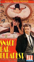 Snack Bar Budapest - Argentinian Movie Cover (xs thumbnail)