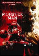 Monster Man - DVD cover (xs thumbnail)